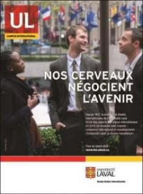 Commerce international - HEI affiche 2014